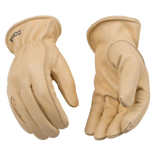 View larger image of Cowhide Driver Gloves