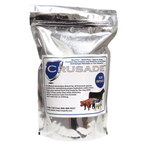 View larger image of Crusade Electrolyte Drench for Livestock