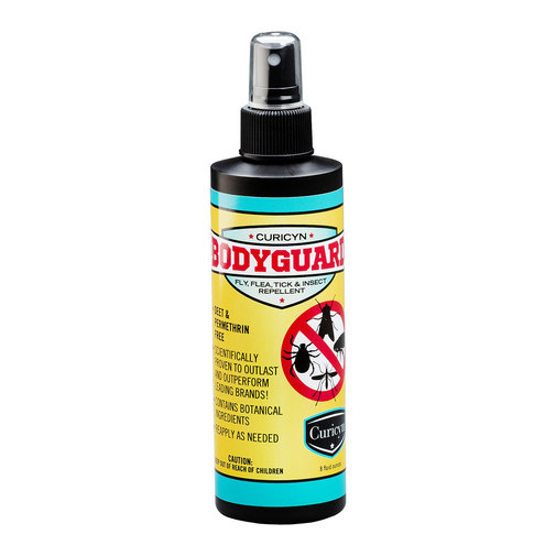 View larger image of Curicyn Bodyguard Fly, Flea, Tick & Insect Repellent