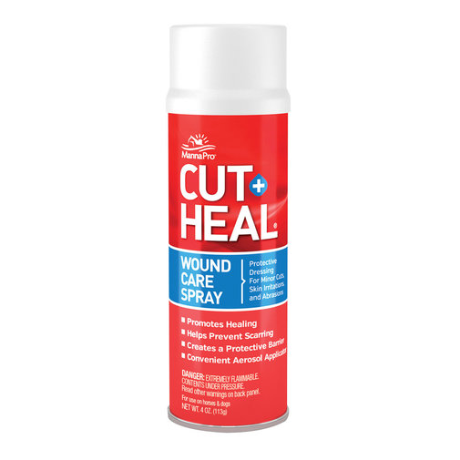 View larger image of Cut-Heal Wound Care
