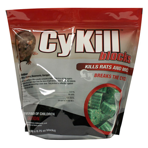 View larger image of CyKill Rat & Mouse Killer