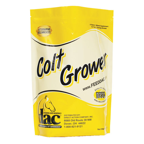 View larger image of dac Colt Grower Supplement