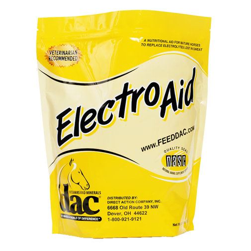 View larger image of dac Electro Aid Electrolyte Supplement for Horses