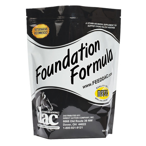 View larger image of dac Foundation Formula Biotin Horse Supplement