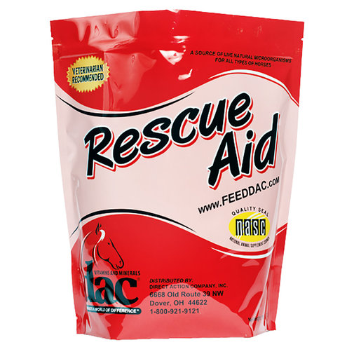 View larger image of dac Rescue Aid Supplement for Horses