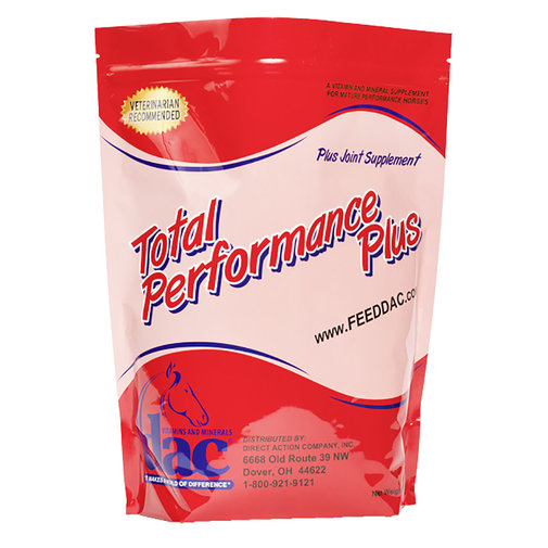 View larger image of dac Total Performance Plus Supplement for Horses