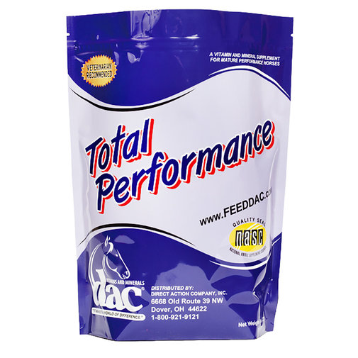View larger image of dac Total Performance Supplement for Horses