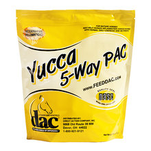 dac Yucca 5-Way PAC Supplement for Horses
