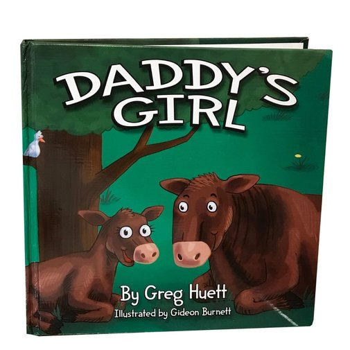 View larger image of Daddy's Girl Children's Book