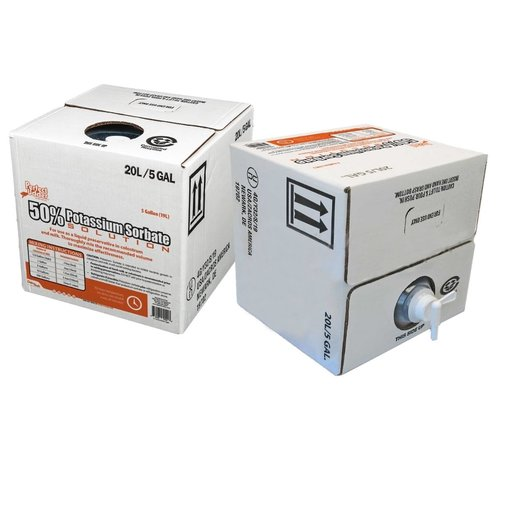 View larger image of Potassium Sorbate 50% Solution