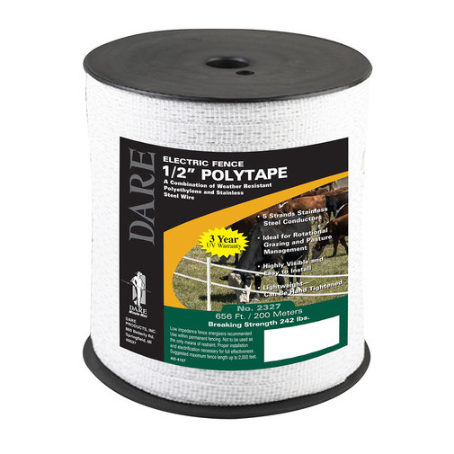 View larger image of Poly Tape 1/2""