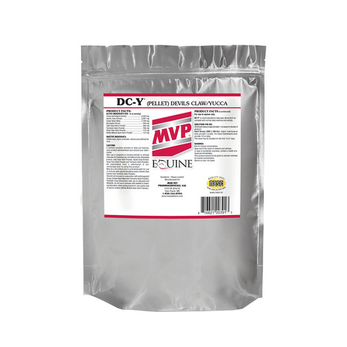 View larger image of DC-Y Devils Claw Yucca Pellet Supplement for Horses