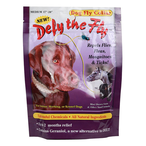 View larger image of Defy the Fly Dog Fly Collar