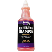 Degreasing Shampoo
