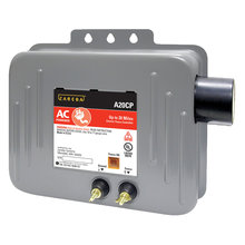 Deluxe 20 Mile AC Solid State Fence Charger With Circuit Pak