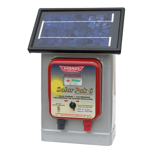 View larger image of Deluxe Field Solar Pak 6 Fencer