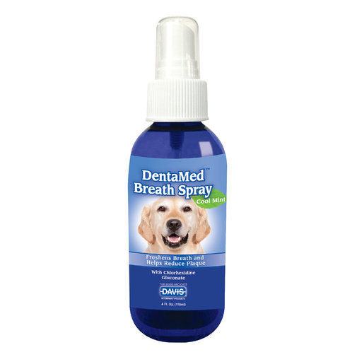 View larger image of DentaMed Breath Spray for Dogs and Cats