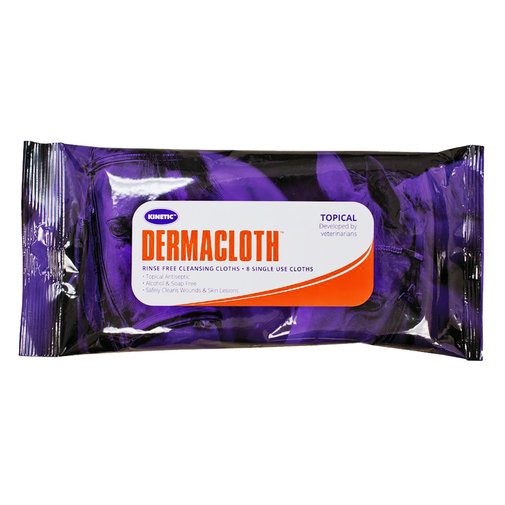 View larger image of Derma Cloth Rinse-Free Cleansing Cloths