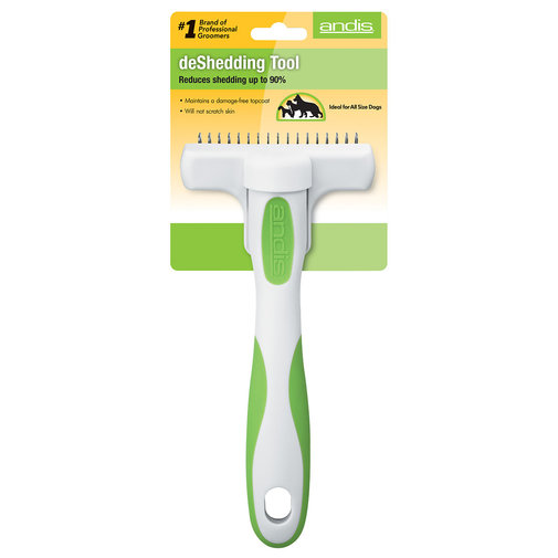 View larger image of DeShedding Tool for Dogs