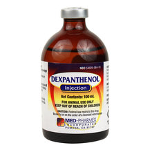 Dexpanthenol Injection Rx