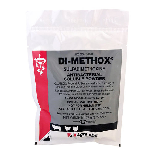 View larger image of Di-Methox Soluble Powder Rx