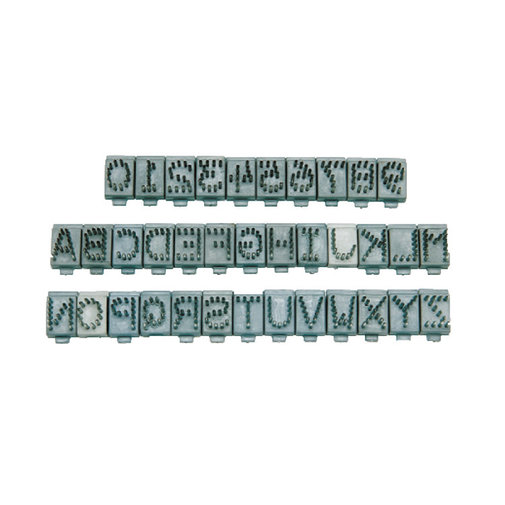 View larger image of Digits and Letters for Pet Tattoo Kit