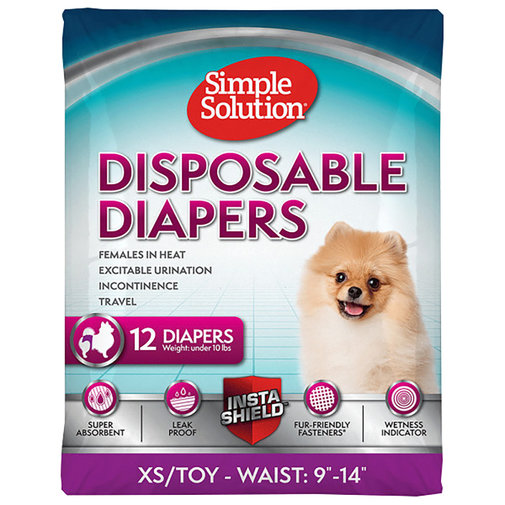 View larger image of Disposable Diapers