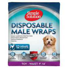 Disposable Male Wraps