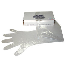 Disposable Plastic Shoulder Length Gloves