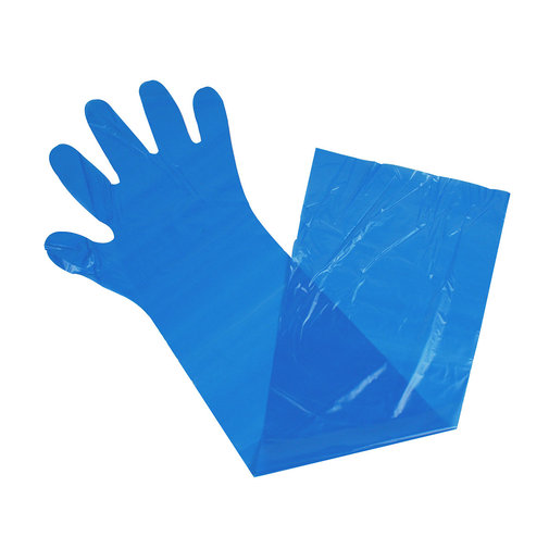 View larger image of Disposable Supersensitive Shoulder Length Gloves