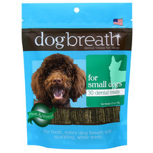 Dog Breath Dental Treats
