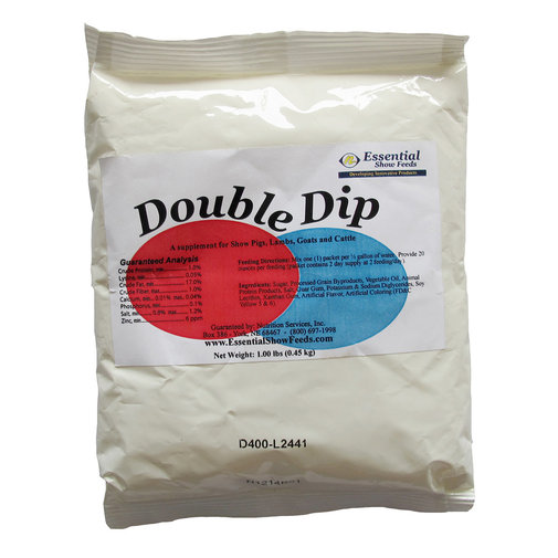 View larger image of Double Dip Show Supplement
