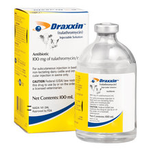 Draxxin 100 mg Injectable Rx