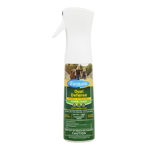 View larger image of Dual Defense Insect Repellent for Horse + Rider