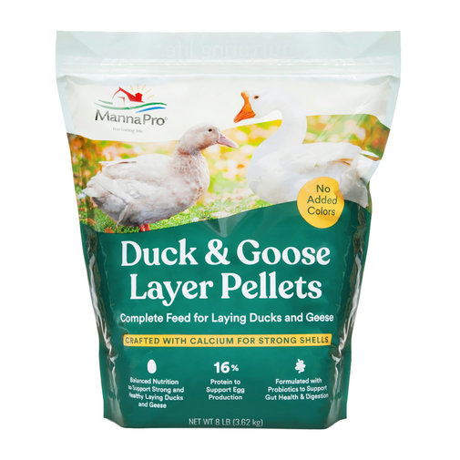 View larger image of Duck Layer Pellets