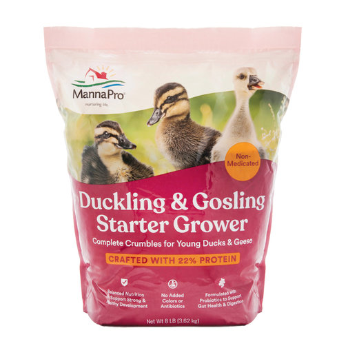 View larger image of Duck Starter Grower Crumbles