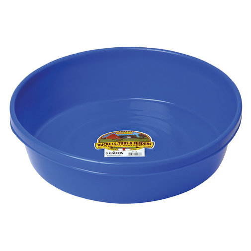 View larger image of DuraFlex Plastic Utility Pan