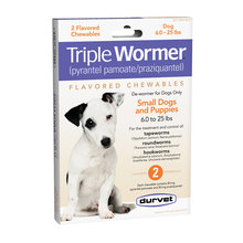 Durvet Triple Wormer Dog Dewormer