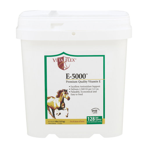 View larger image of E-5000 Vitamin E Horse Supplement