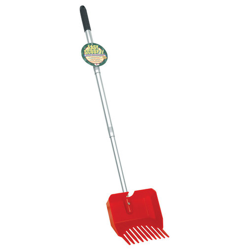 View larger image of Easy Scoop II Pooper Scooper with Telescoping Handle