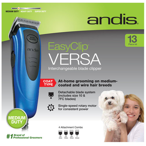 View larger image of EasyClip Versa Interchangeable Blade Clipper