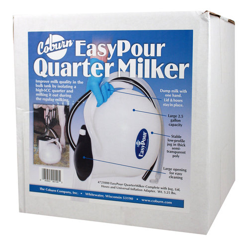 View larger image of Easypour QuarterMilker