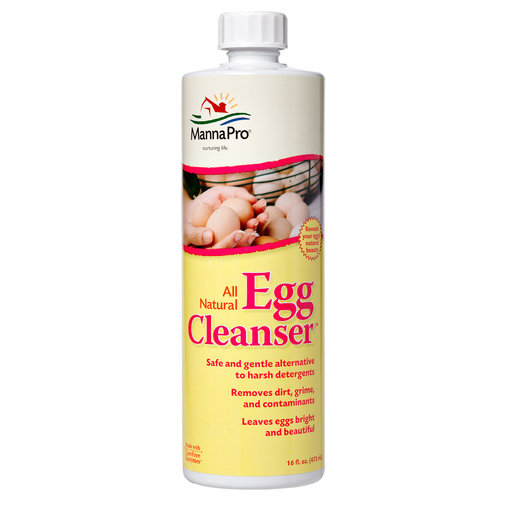 View larger image of Egg Cleanser Solution