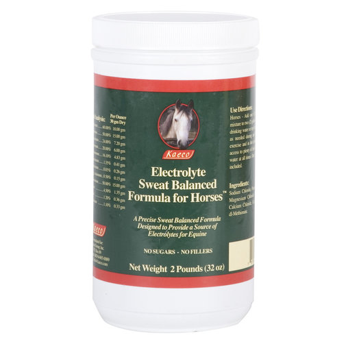 View larger image of Electrolyte Sweat Balanced Formula for Horses