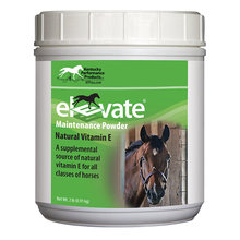 Elevate Maintenance Powder Vitamin E for Horses