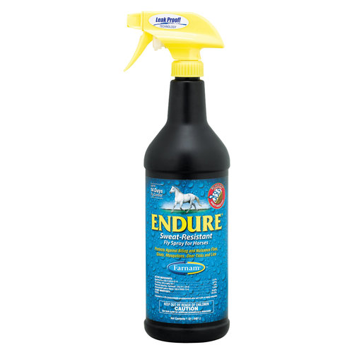 View larger image of Endure Fly Control for Horses