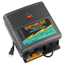 Enforcer DE6400 110V Electric Fence Energizer
