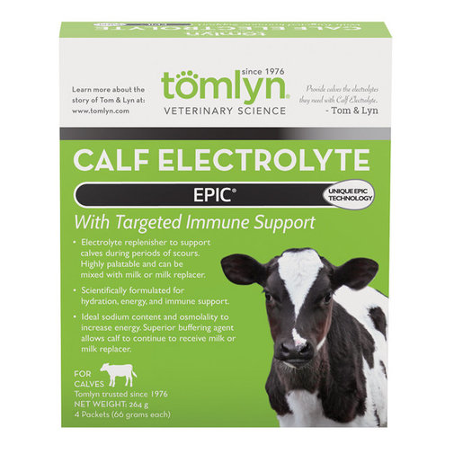 View larger image of EPIC Calf Electrolyte