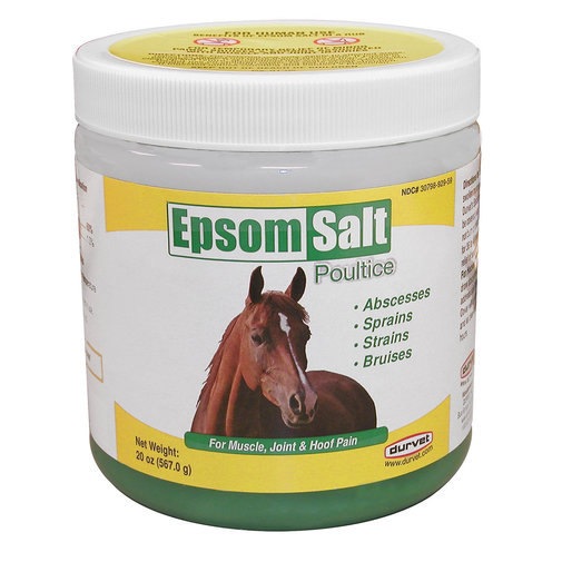 View larger image of Epsom Salt Poultice for Horses