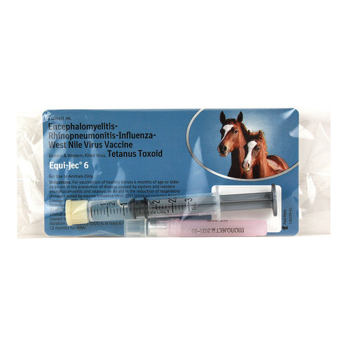 View larger image of Equi-Jec 6 Horse Vaccine
